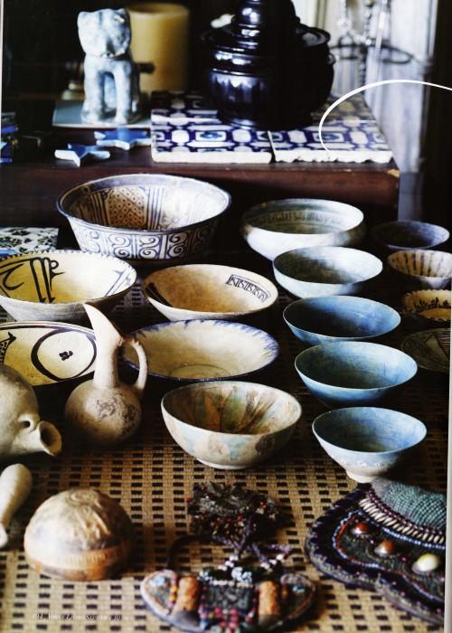 Zeynep Fadıllıoglu' s Istanbul home decor ceramics